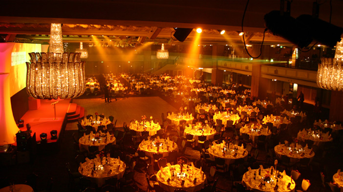 event production company technical uk