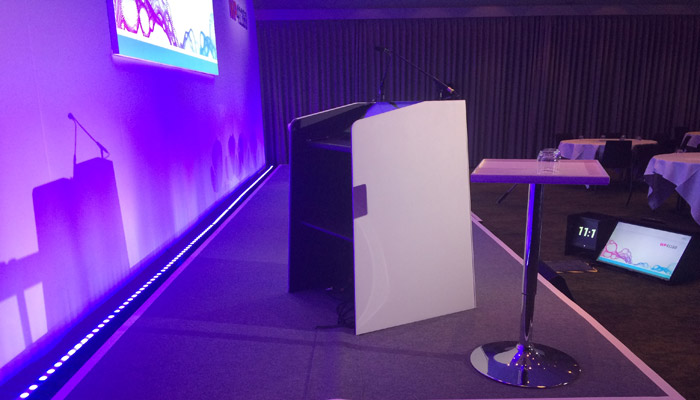 conference production UK