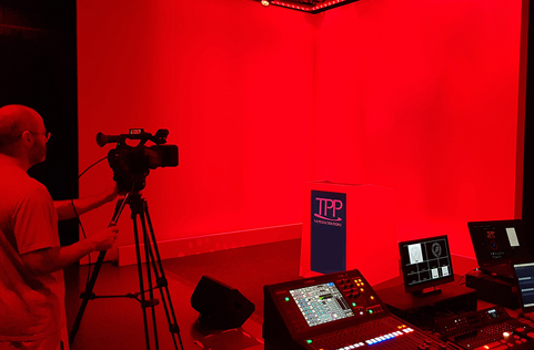 virtual event production company uk